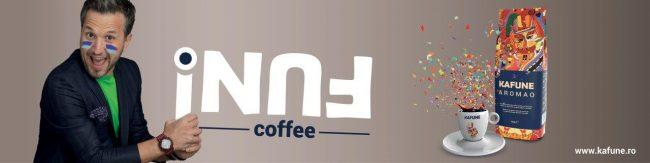 La Fântâna lansează campania de comunicare pentru brandul de cafea KAFUNE