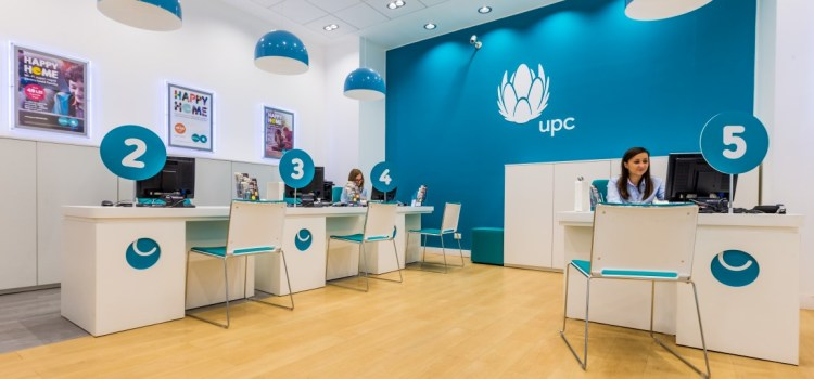 UPC dă un restart magazinelor sale!