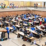 """Clienții eMAG au donat de peste 71.900 de ori pentru centrele de pregătire """"Hai la Olimpiadă!"""""""