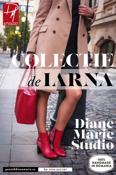 Diane Marie iarna 2017