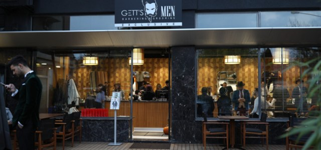 GETT'S Men Exclusive reinventează serviciile de barbering