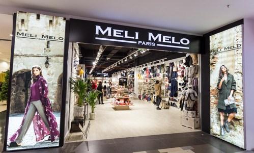 Meli Melo a deschis primul Department Store în București Mall