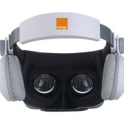Cum se vede realitatea virtuală prin ochelarii Orange VR2