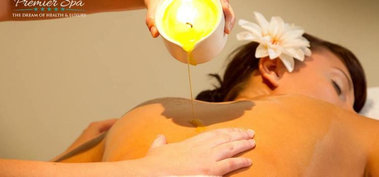 Noutăți de la Premier Spa: masajul Sensorial Candle!