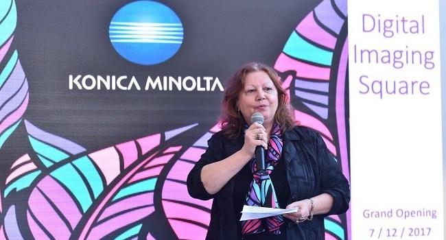 Konica Minolta a deschis un nou showroom în București
