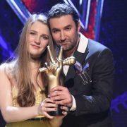 Ana Munteanu a câștigat Vocea României