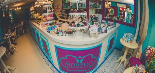 Morpho Fabulous Desserts & Macarons deschide o noua locatie in Bucuresti