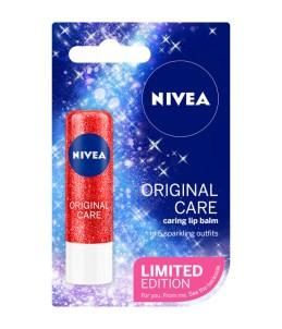 NIVEA LIP sparkle_Rosu