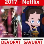 Netflix si binging. Noile reguli ale consumului de divertisment TV
