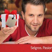 """Selgroslansează campania """"Selgros îți dublează bunătatea"""""""