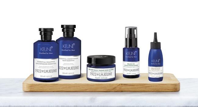 Keune Haircosmetics lanseaza o noua gama dedicata exclusiv barbatilor