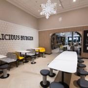 McDonald's a remodelat 6 restaurante în 2017