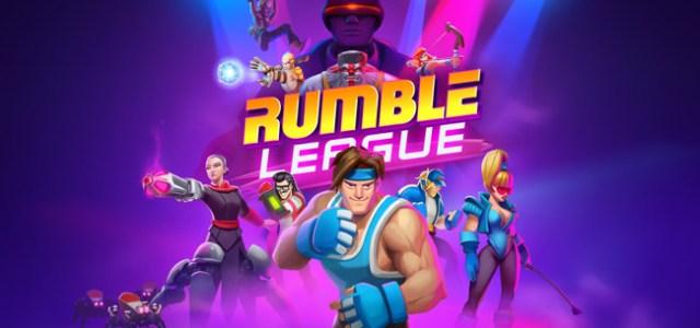 Lorraine și Carbon au lansat Rumble League, un joc românesc cu influențe retro-futuriste