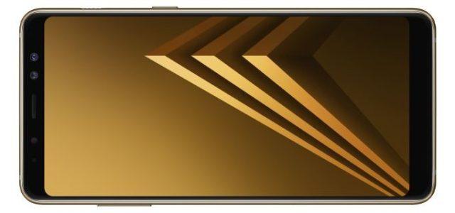 Samsung lansează noul Galaxy A8 cu Cameră Frontală Duală și Infinity Display