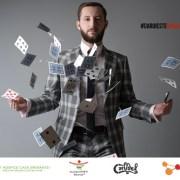 """Tu ce magie faci? Provocarea iluzionistului Andrei Gîrjobîn campania sa """"Dăruiește magie"""""""
