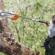 Un nou utilaj inovativ pentru îngrijirea pomilor își face loc pe piața românească