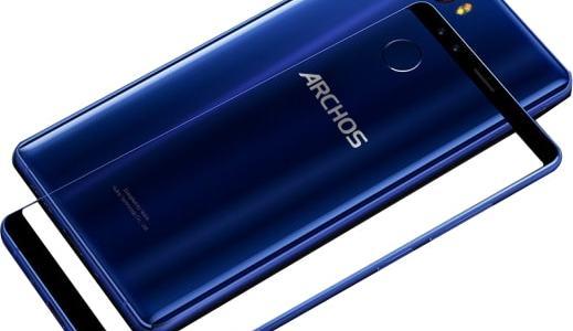 ARCHOS a lansat în România noul smartphone Diamond Omega