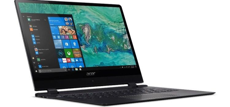 Acer lansează noul Swift 7, cel mai subțire laptop din lume!