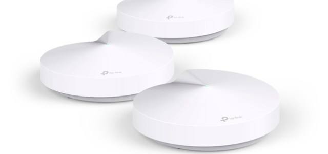 TP-Link lansează Deco M5, cel mai sigur sistem Wi-Fi
