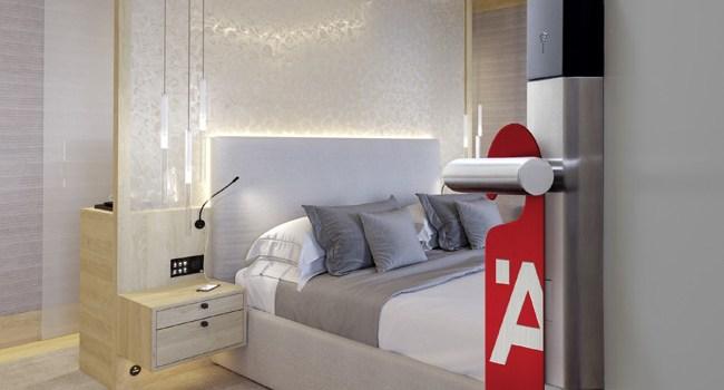 Häfele: o cameră, o suprafață, un singur stil pentru industria hotelieră 2.0