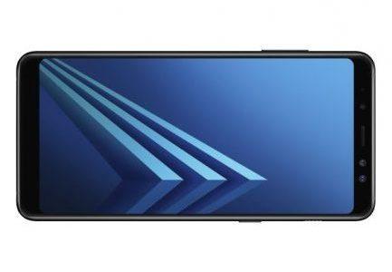 Samsung a lansat în România noul model Galaxy A8 (2018)