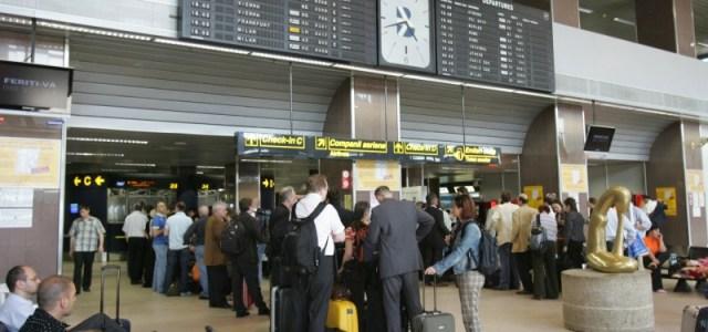 Trafic aerian record: 12,84 milioane de pasageri au trecut prin aeroporturile Bucureștiului în 2017