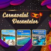 Vacanțe de la 1 euro, bilete de avion de la 4 euro și sejururi all inclusive de la 99 de euro!