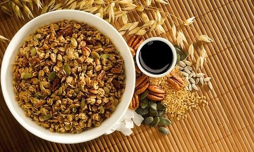 TOP 5 beneficii extraordinare ale consumului de granola