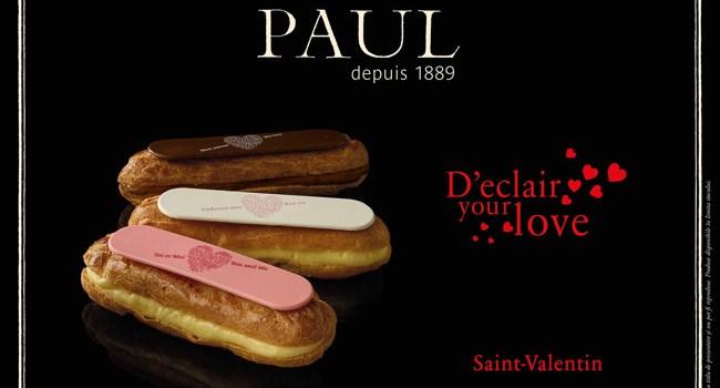 Produse în ediție limitată în brutăriile Paul!