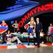 "Tommy Hilfiger anunță TOMMYNOW ""DRIVE"". Inna pe covorul roșu!"