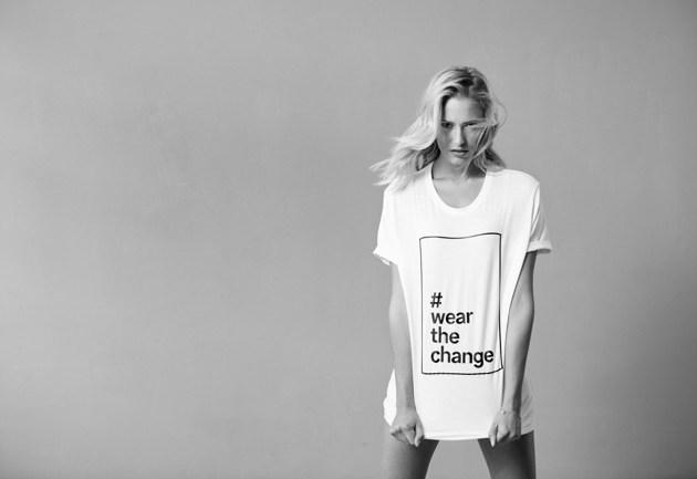 C&A lansează prima colecție #WearTheChange
