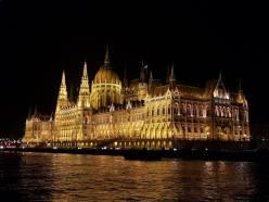 palatul parlamanetului budapesta