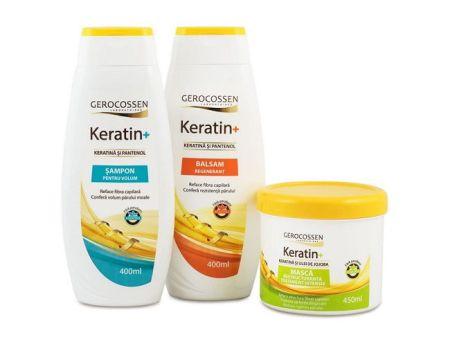 Keratin+ - Gerocossen