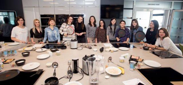 Atelierele de gătit #farazaharadaugat, editia 1 – deserturi