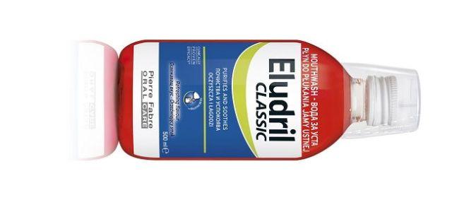 EludrilCLASSIC și beneficiile sale pentru menținerea sănătății orale!