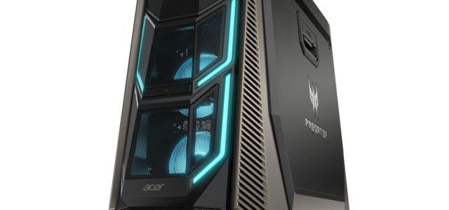 Acer aduce în România noile stații de gaming din seria Predator Orion 9000