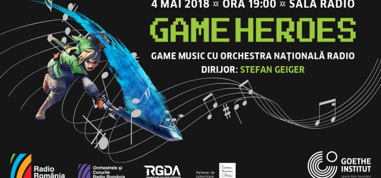 Orchestra Națională Radio va interpreta muzică din Super Mario Bros, Angry Birds, Bioshock 2 și Chrono Cross