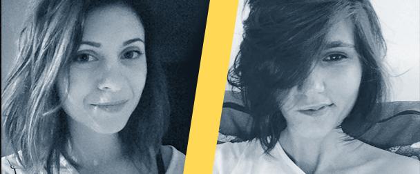 Miruna Dumitrescu si Raluca Matei, copywriterul si art directorul anului, 100 % dedicate fiecarui proiect in care se implica!