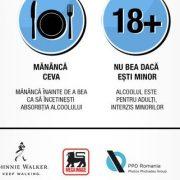 """""""Rămâi tu însuţi!"""", o campanie Diageo şi PPD România cu susţinerea Mega Image!"""