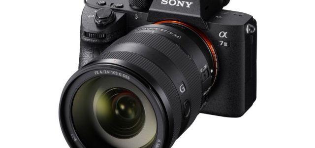Sony prezintă, în premieră, în România camera foto mirrorless full-frame α7 III
