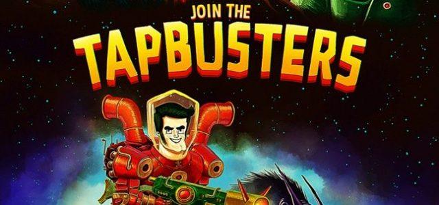 Jocul românesc pentru mobil Tap Busters a atins un milion de descărcări