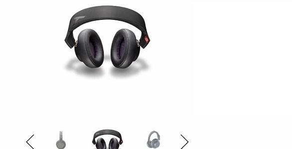 Plantronics a lansat noile căști Backbeat GO 600, cu dual EQ mode