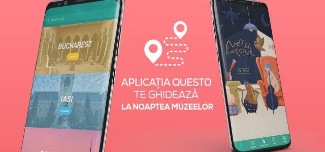 Tururi ghidate prin smartphone și misiuni captivante la Noaptea Muzeelor