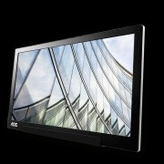 AOC lansează un monitor portabil cu conectare USB-C
