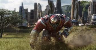 Marvel Studios' AVENGERS: INFINITY WAR..Hulkbuster..Photo: Film Frame..©Marvel Studios 2018