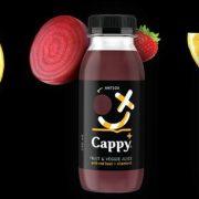 Cappy+, un nou produs premium în portofoliul Coca-Cola!