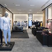 BOSS și-a prezentat un nou concept de magazin în București