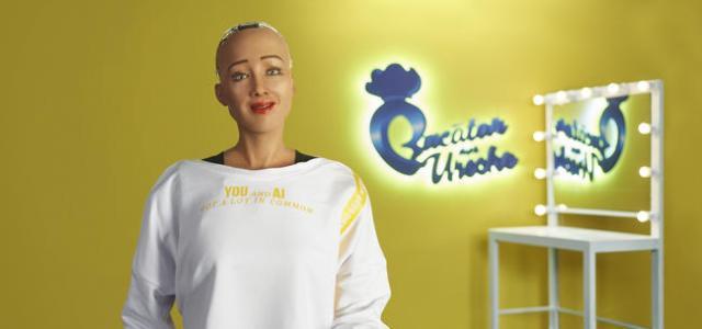 """Sophia the Robot"", la Bucătar după Ureche, primul show de gătit marca Lidl!"