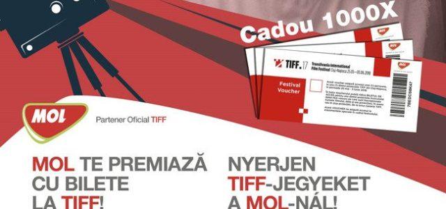MOL România susţine spiritul creativ în cadrul TIFF
