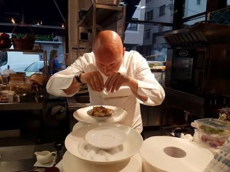 Chef Catalin Jernoiu